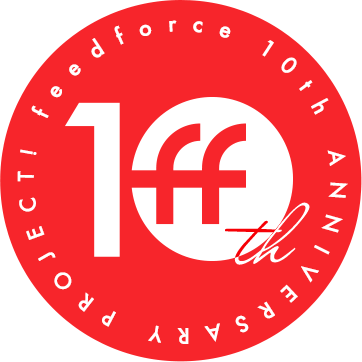 feedforce 10th Anniversary project!